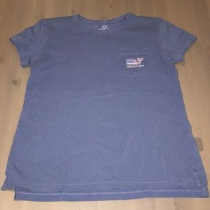 Vineyard Vines sz L Girls (14) relaxed T-shirt